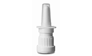 an example of the type nasal sprayer pump