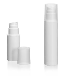 "150 ml Airless-Dispenser ""Macro Compact Round"" - 150 ml Airless-Dispenser ""Macro Compact Round"""